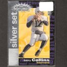 KERRY COLLINS 1995 Collector's Choice Crash the Game Silver Set Rookie Card - Giants & Nittany Lions