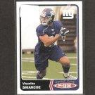 VISANTHE SHIANCOE 2003 Topps Total ROOKIE - NY Giants, Vikings & Morgan State