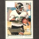 JAMES STEWART 1995 Topps Rookie Card - Jaguars & Tennessee Volunteers