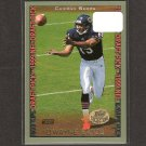 D'WAYNE BATES 1999 Topps Short Print ROOKIE - Chicago Bears & Northwestern Wildcats