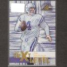 JIM HARBAUGH 1997 Pinnacle Inscriptions Next Level - Bears, Colts 49ers & Michigan Wolverines