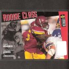 ISRAEL IFEANYI - 1996 Collector's Choice Rookie - 49ers & USC Trojans