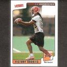TJ HOUSHMANDZADEH 2001 Victory Rookie Card RC - Bengals, Raiders & Oregon State Beavers