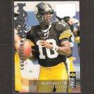 KORDELL STEWART 1995 Collector's Choice Update RC - Steelers, Bears & Colorado Buffalos