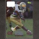 JJ STOKES 1995 Classic Draft FOIL Rookie Card - 49ers & UCLA Bruins