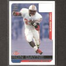 RON DAYNE - 2000 Pacific Paramount RC - NY Giants & Wisconsin Badgers