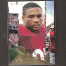 GREG HILL - 1994 Pinnacle Rookie Card RC -Kansas City Chiefs & Texas A&M Aggies