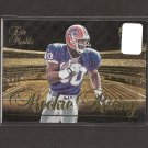 ERIC MOULDS - 1997 Pinnacle Rookie Rising - Buffalo Bills & Mississippi State Bulldogs