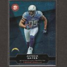 ANTONIO GATES 2011 Topps Town - Chargers & Kent State