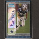 DEMARCUS WARE - 2005 Bowman Chrome AUTOGRAPH Rookie - Broncos, Cowboys