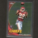 ERIC BERRY 2010 Topps Chrome Rookie RC - Chiefs & Tennesse Volunteers