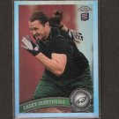 CASEY MATTHEWS 2011 Topps Chrome Refractor Rookie RC - Eagles & Oregon Ducks