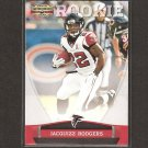 JACQUIZZ RODGERS 2011 Panini Gridiron Gear Rookie RC - Falcons & Oregon State Beavers