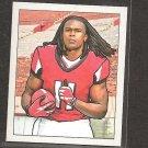 JULIO JONES - 2011 Bowman MINI Rookie - Atlanta Falcons & Alabama Crimson Tide