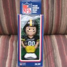 Official PITTSBURGH STEELERS Skore NFLRetro Bobble-Head