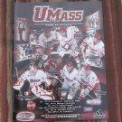 2008-09 UMASS Minutemen NCAA PROGRAM - Hockey East
