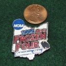 2005 NCAA Hockey FROZEN FOUR Site Pin - Denver, UND Fighting Sioux, Colorado College, Minnesota