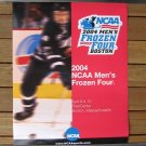2004 NCAA Hockey Frozen Four National Championship - Denver, Maine, BC Eagles, Minnesota Duluth