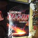 Mission Impossible III Authentic Movie Poster - Double Sided - Tom Cruise