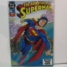 The ADVENTURES of SUPERMAN Comic Book  #505 - DC Comics