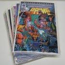 PRIME Comic Book Run, Set, Lot #1/2,1,2,3,4a,4b,5,6,7,8,9,10,11,12,13,14,15, & More - Malibu