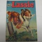 MGM's Lassie Comics #6- 1952 Dell Comics - Golden Age - 10 cent cover