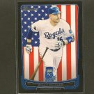 BILLY BUTLER 2012 Bowman International - Kansas CIty Royals
