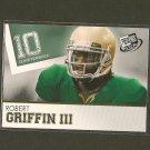 ROBERT GRIFFIN III - RG III - 2012 Press Pass GOLD RC - Redskins & Baylor Bears