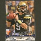 TYLER HANSEN - 2012 Upper Deck RC - Bengals & Colorado Buffaloes