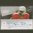DeVIER POSEY - 2012 Press Pass Autograph RC - Texans & Ohio State Buckeyes