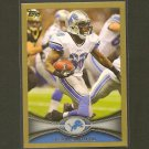 KEVIN SMITH 2012 Topps Gold - #613/2012 - Detroit Lions & Central Florida