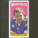 RYAN FITZPATRICK 2012 Topps Tall Boy - Buffalo Bills & Harvard Crimson