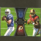 ANDREW LUCK & ROBERT GRIFFIN III 2012 Topps Paramount Pairs RC - Colts & Redskins