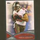 VINCENT JACKSON 2012 Topps Prolific Players -  Buccaneers & Northern Colorado