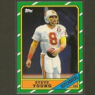 STEVE YOUNG 2012 Topps Rookie REPRINT -  49ers & BYU Cougars