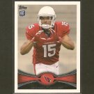 MICHAEL FLOYD 2012 Topps Rookie Card RC - Cardinals & Notre Dame