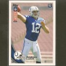ANDREW LUCK 2012 Topps Kickoff Rookie RC -  Colts & Stanford Cardinal