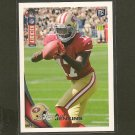 A.J. AJ JENKINS 2012 Topps Kickoff Rookie Card RC - 49ers & Fighting Illini