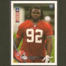 DONTARI POE 2012 Topps Kickoff Rookie Card RC - Chiefs & Memphis Tigers