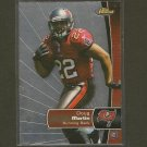 DOUG MARTIN 2012 Finest Rookie RC -  Tampa Bay Buccaneers & Boise State