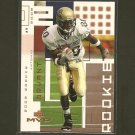 ANTONIO BRYANT 2002 Upper Deck MVP Rookie Card RC - Dallas Cowboys & Pitt Panthers