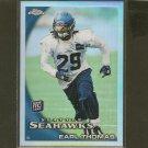 EARL THOMAS 2010 Topps Chrome Refractor RC -  Seahawks & Texas Longhorns