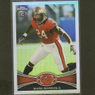 MARK BARRON 2012 Topps Chrome Refractor RC - Buccaneers & Alabama Crimson Tide