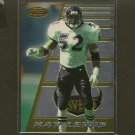 RAY LEWIS 1996 Bowman's Best Rookie RC - Baltimore Ravens & Miami Hurricanes