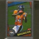 RONNIE HILLMAN 2012 Topps Chrome 1984 Retro RC - Denver Broncos & San Diego State