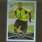 ANTONIO ALLEN 2012 Topps Chrome Refractor RC Rookie - NY Jets & South Carolina Gamecocks