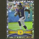 JARIUS WRIGHT - 2012 Topps Chrome CAMO Refractor - Vikings & Arkansas Razorbacks