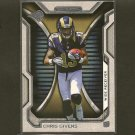 CHRIS GIVENS 2012 Topps Strata Rookie RC -  St. Louis Rams & Wake Forest