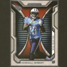 KENDALL WRIGHT 2012 Topps Strata Rookie RC -  Tennessee Titans & Baylor Bears