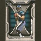 NICK FOLES 2012 Topps Strata Rookie RC -  Philadelphia Eagles & Arizona Wildcats